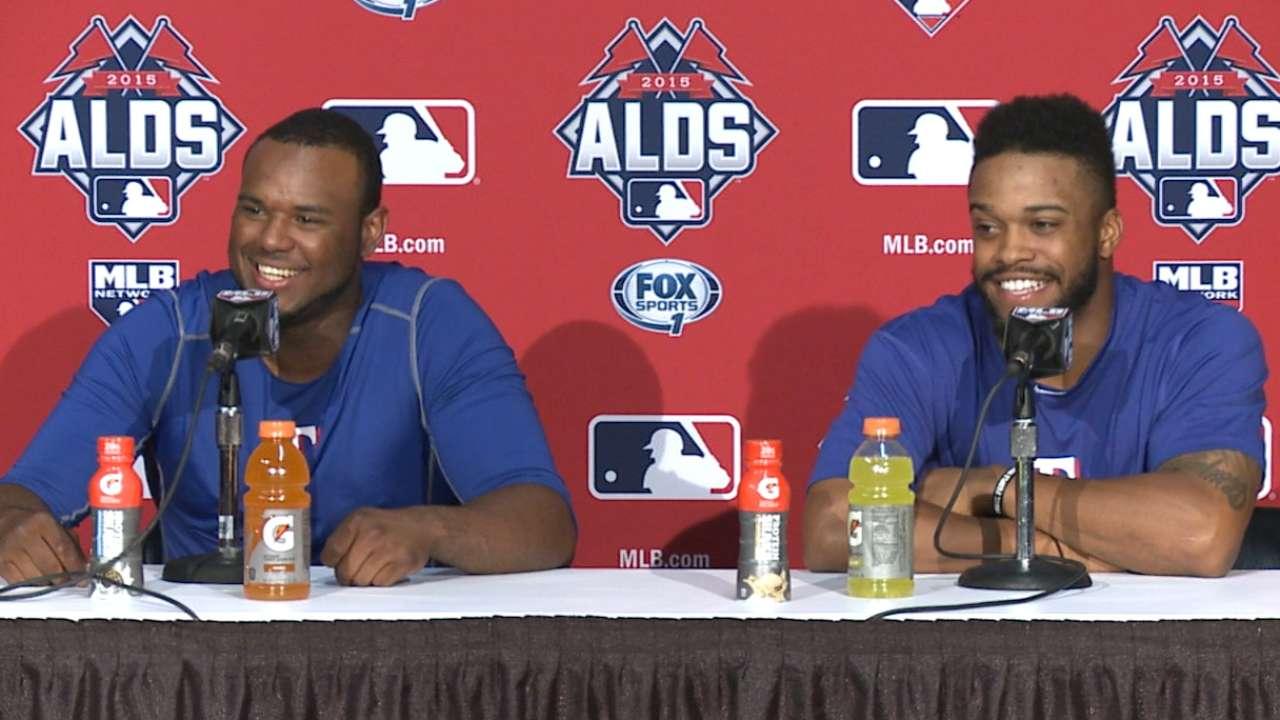 Rangers-Blue Jays ALDS Game 2: DYK?