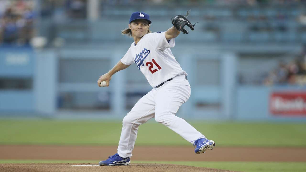 Greinke plans to stick with what works vs. Mets