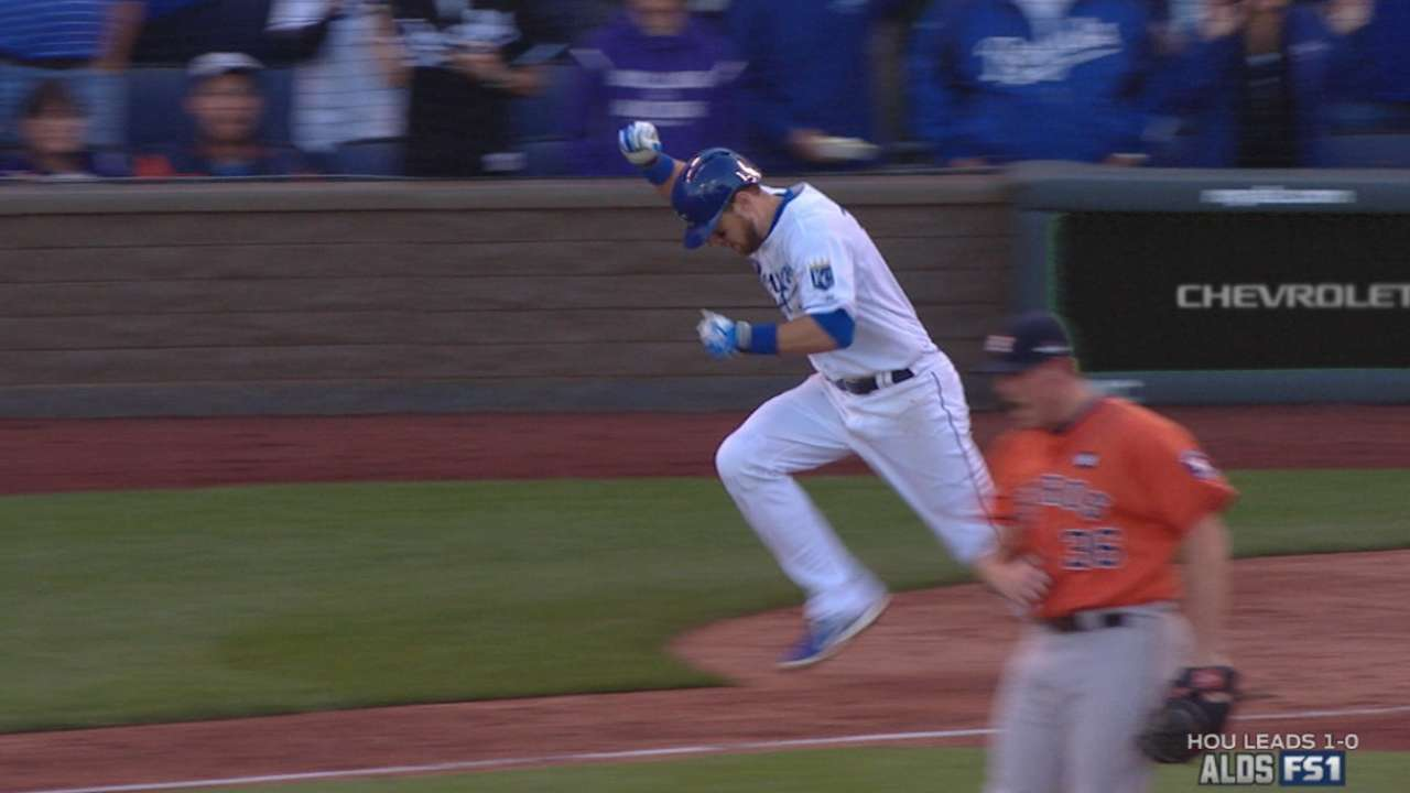 Astros-Royals ALDS Game 2: Did You Know?