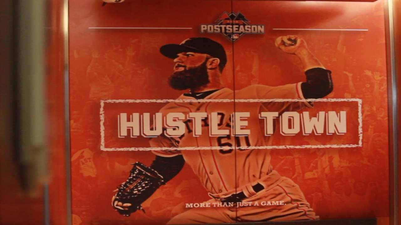 Transformation into Hustle Town