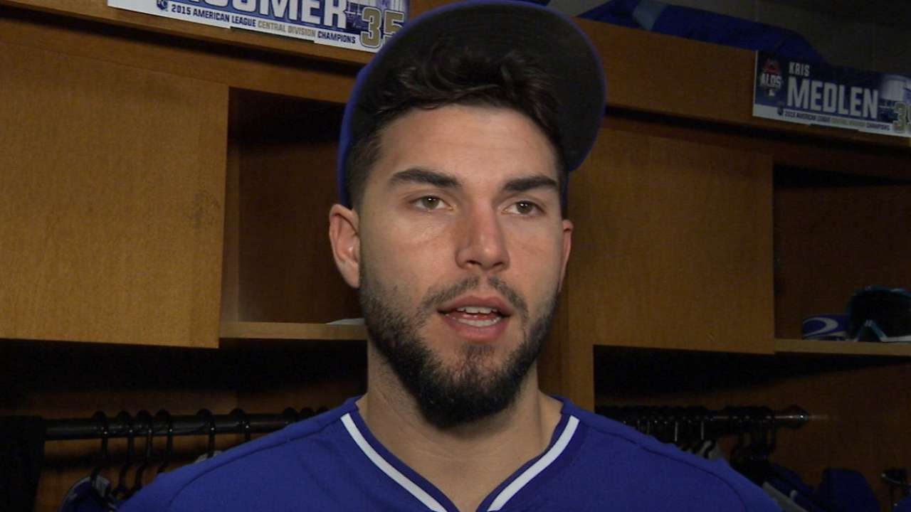 Royals preview ALDS Game 3