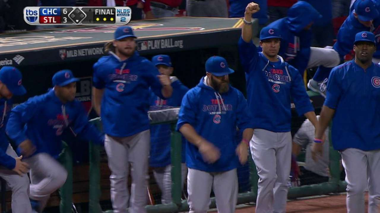 Maddon loving it is MLB's top GIF of the Day