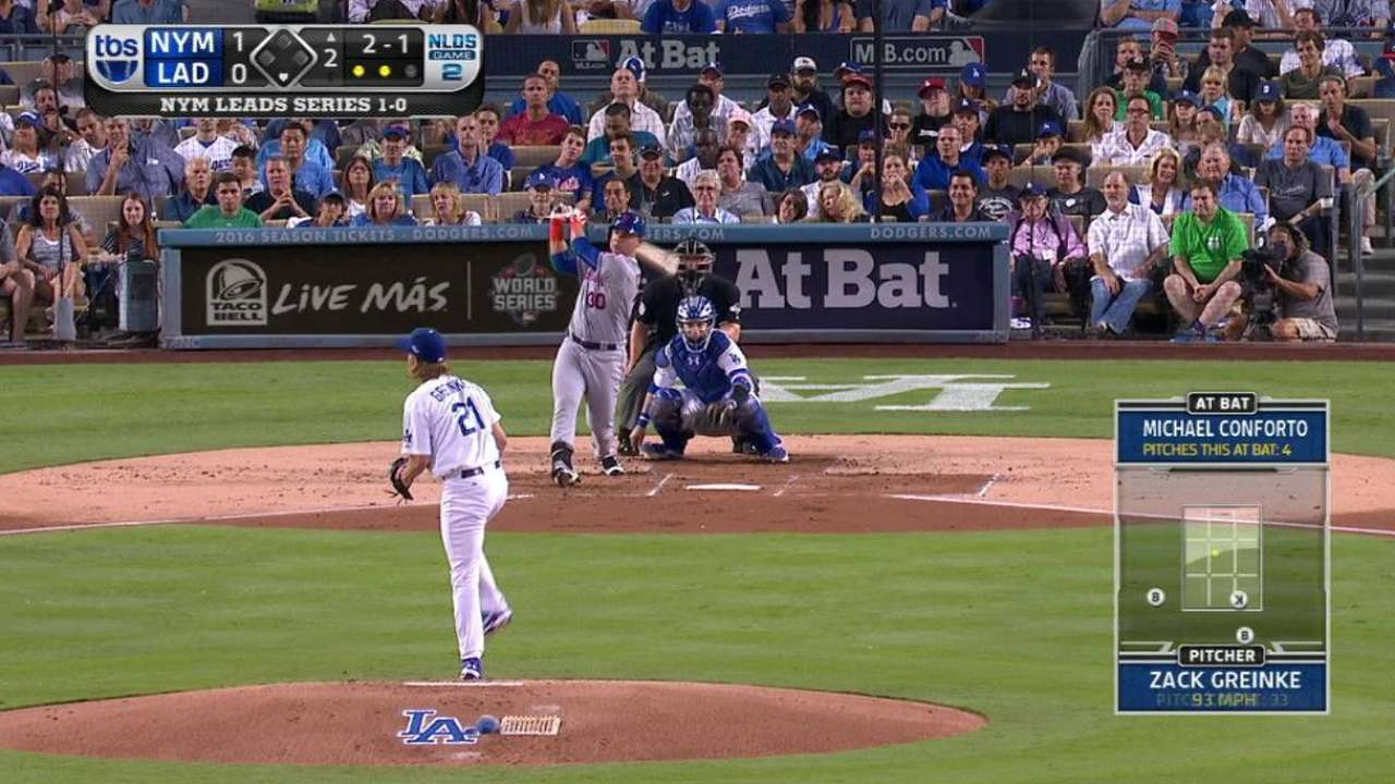 Mets-Dodgers NLDS Game 2: DYK?