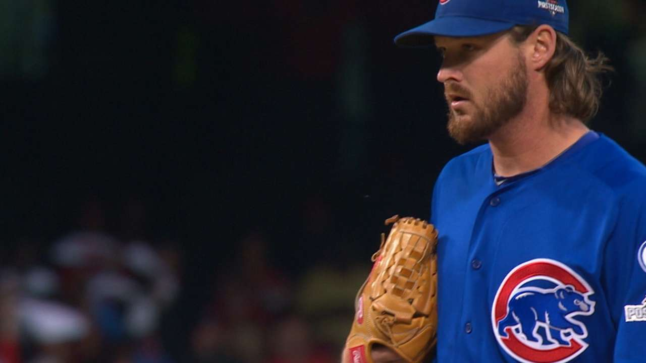 Cubs' bullpen up to task when called on early