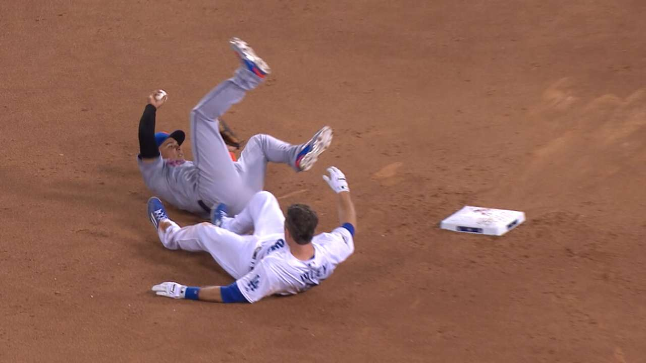 MLB Tonight on Utley's slide