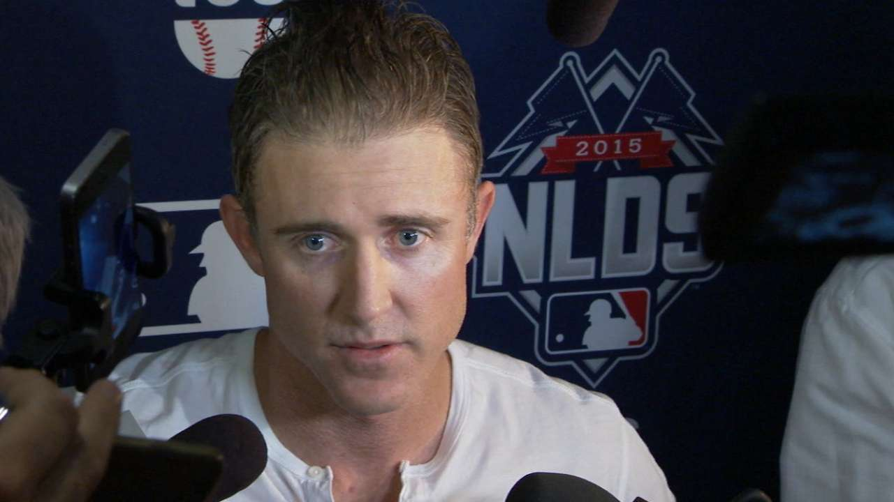 Utley: 'No intent' to injure Tejada on slide
