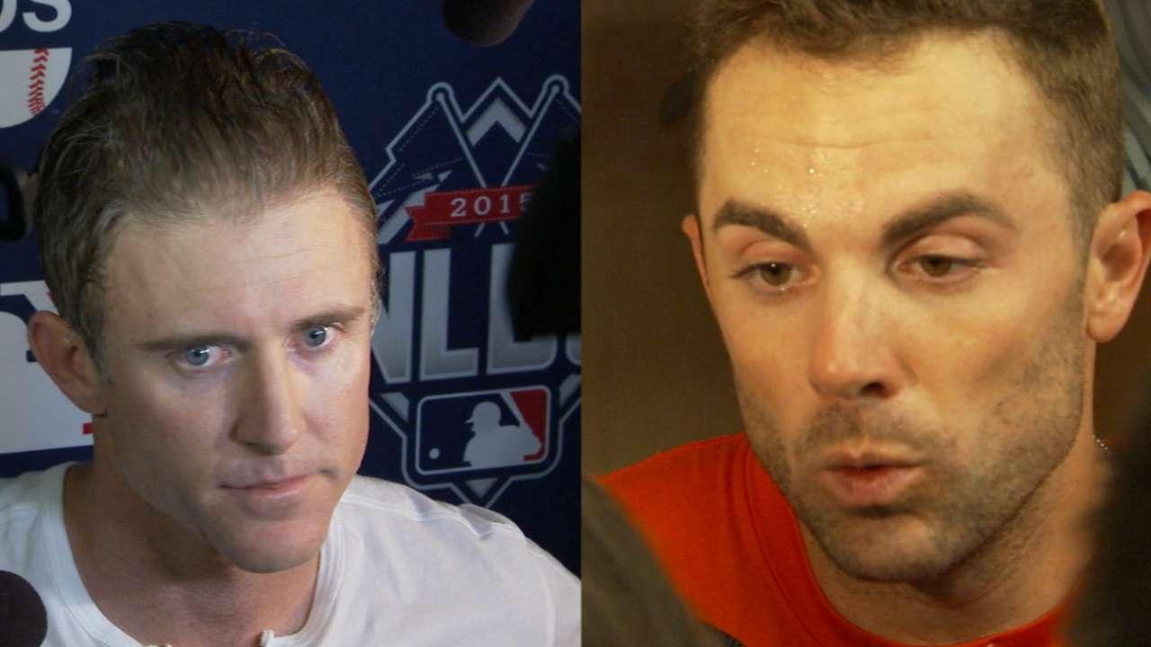 Mets, Dodgers on Utley's slide