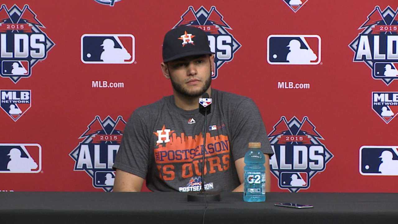 McCullers can lead Astros to ALCS in Game 4