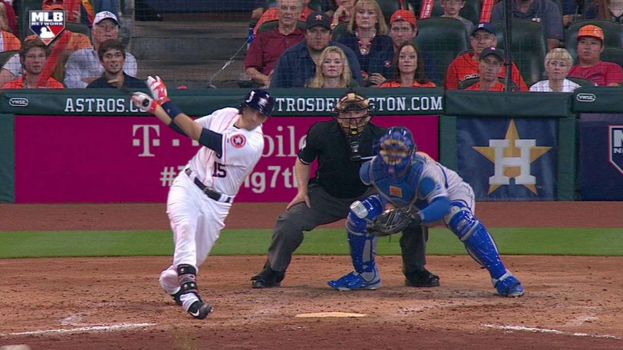 Around the Horn: Castro, Stassi behind plate