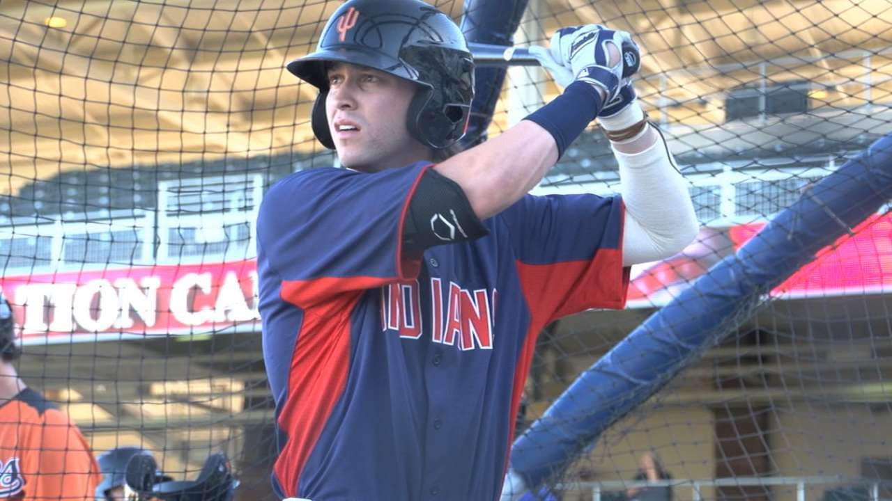 Naquin among 5 protected from Rule 5 Draft