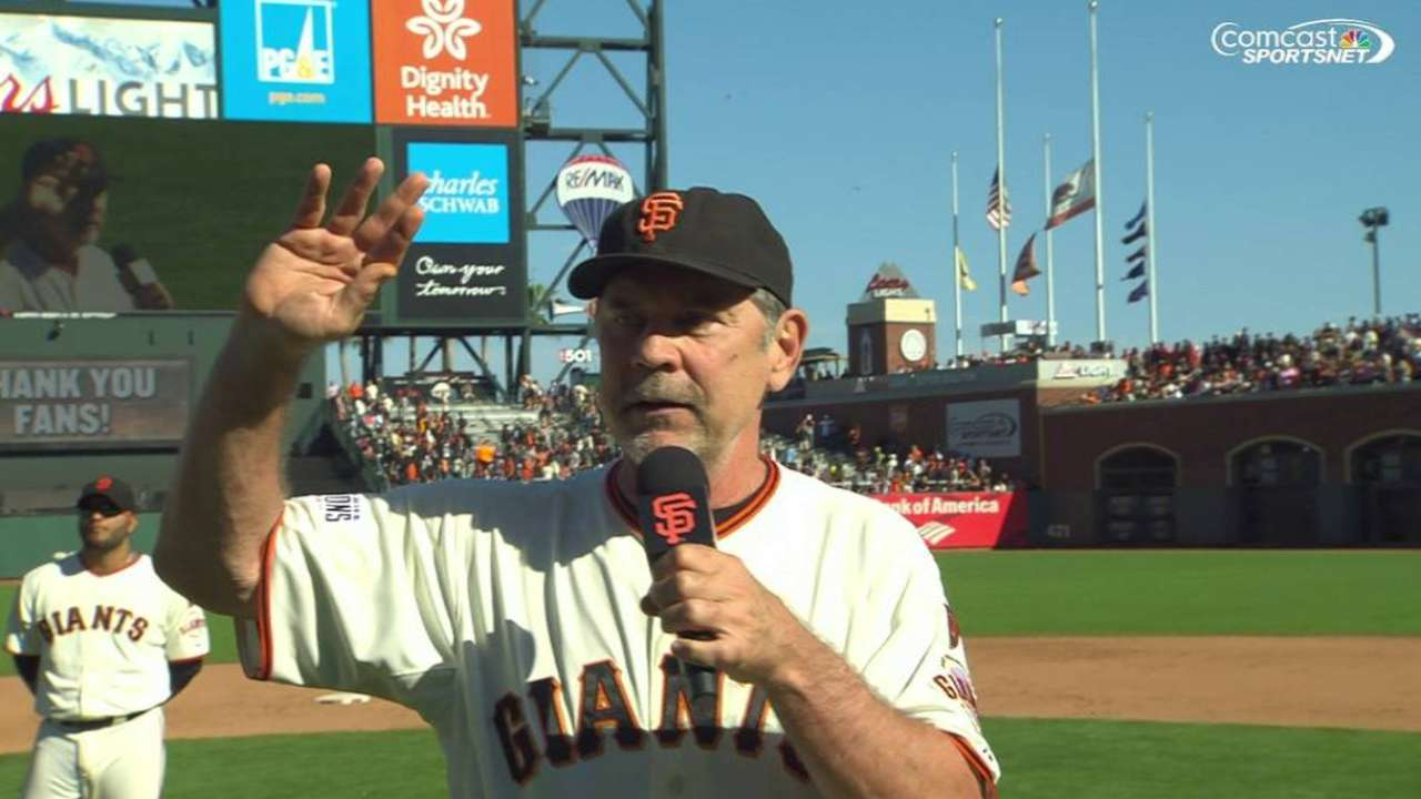 Giants look to continue even-year trend in 2016