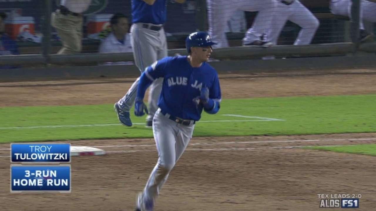 Tulo's three-run homer