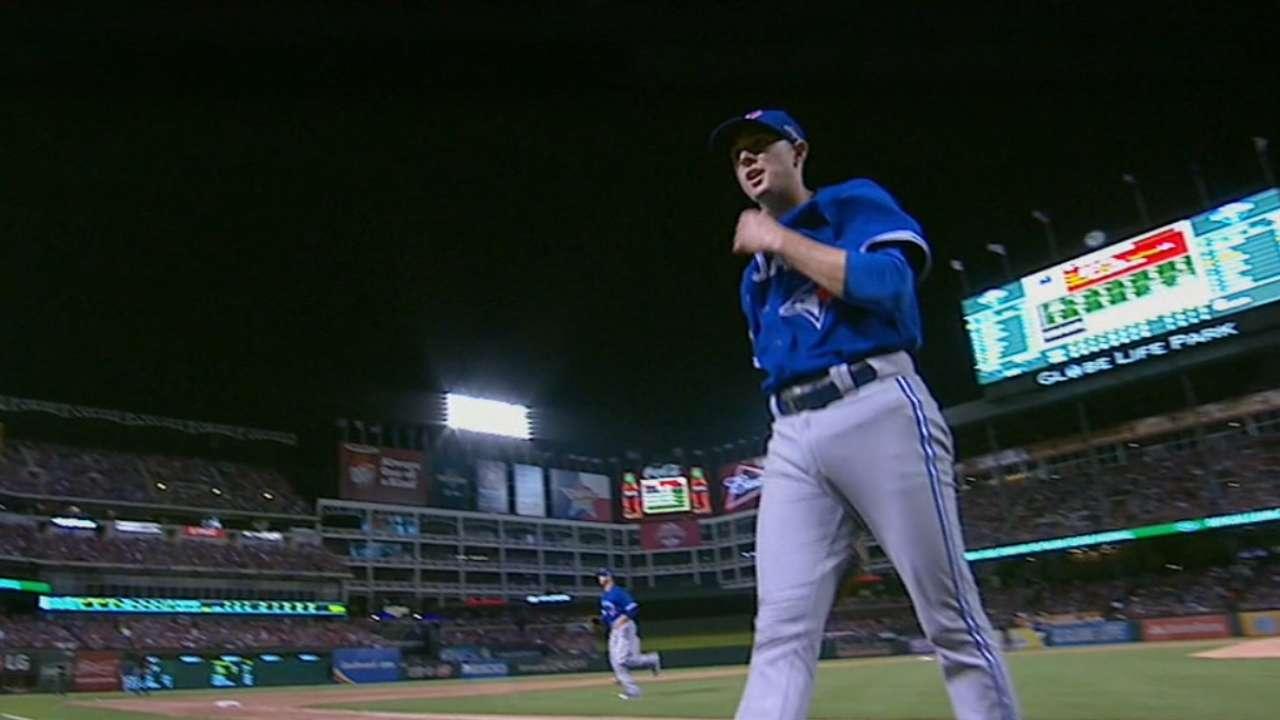 Sanchez pitches perfect 8th