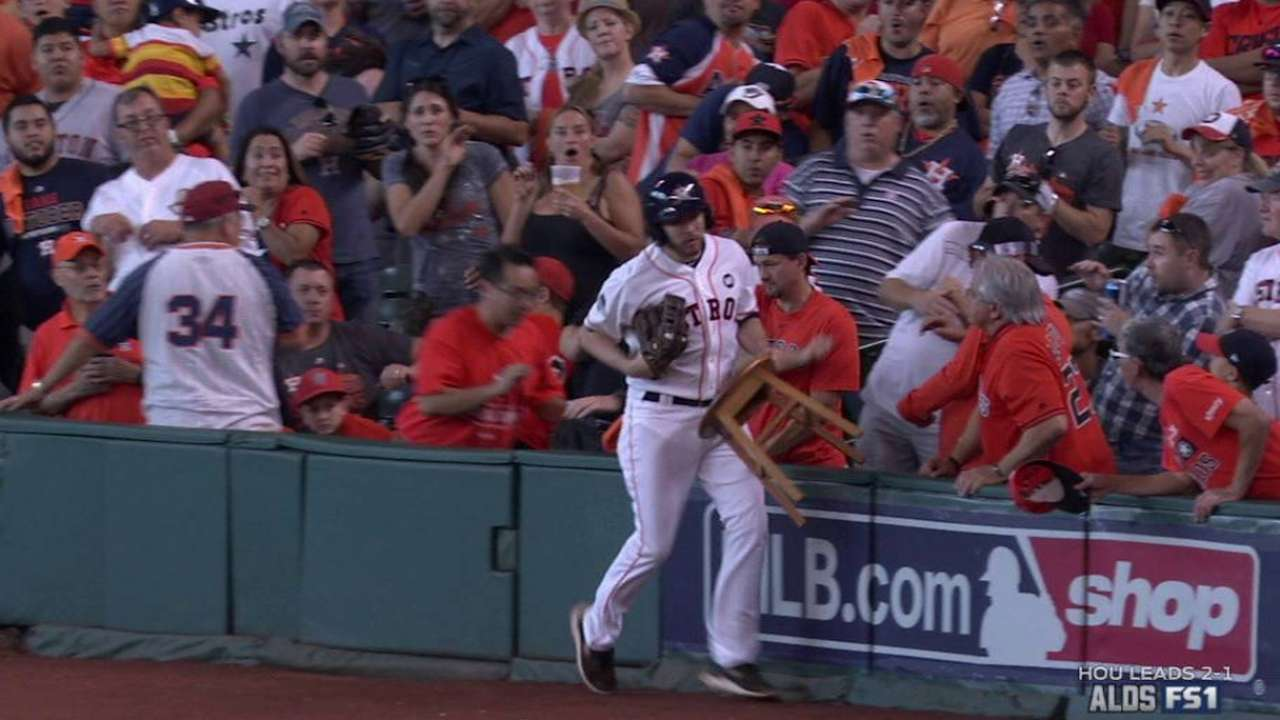 Day packed with homers captured in GIFs