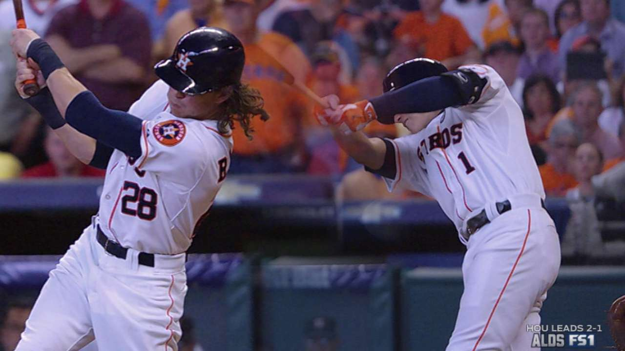 Feast or famine approach personifies Astros