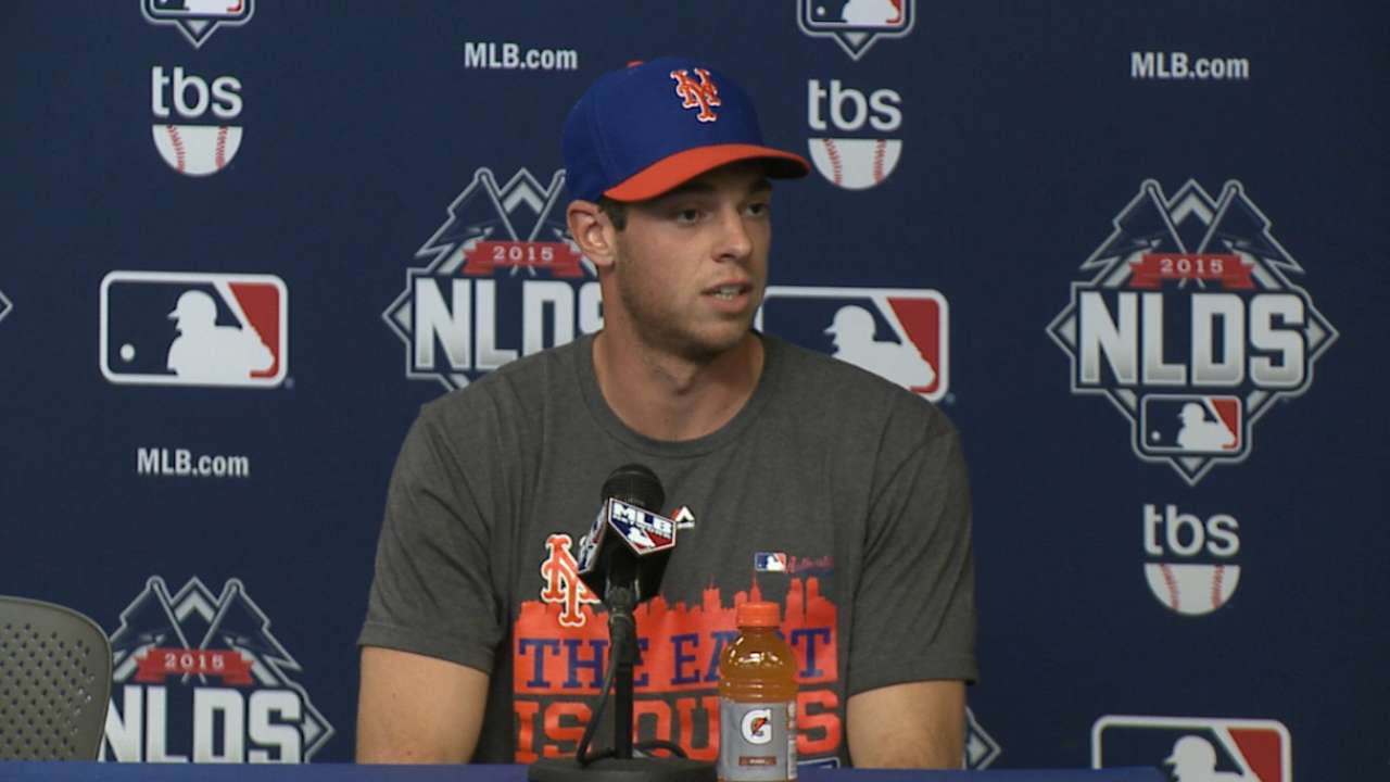Matz treating Game 4 'like any other' start