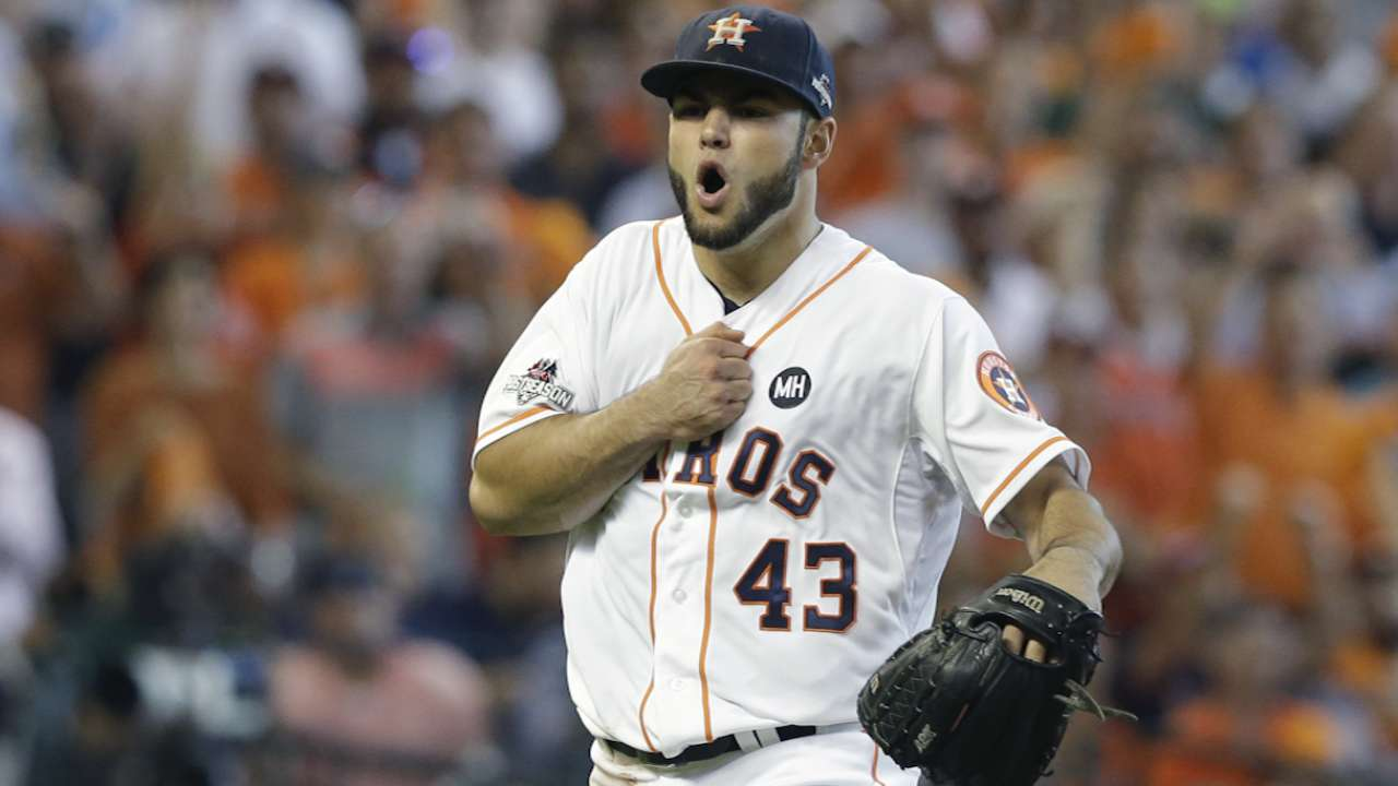Game 5 another chance for Astros to defy odds