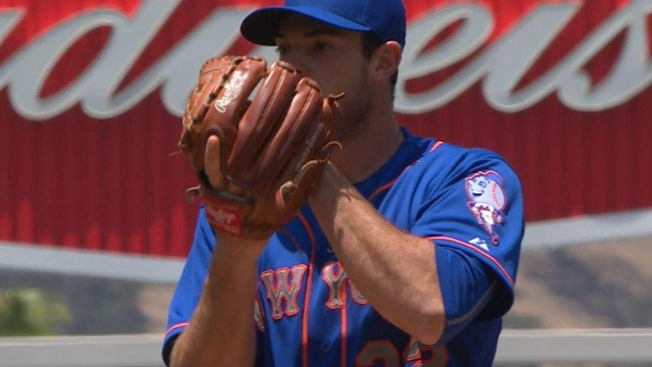Matz a lifelong Mets fan