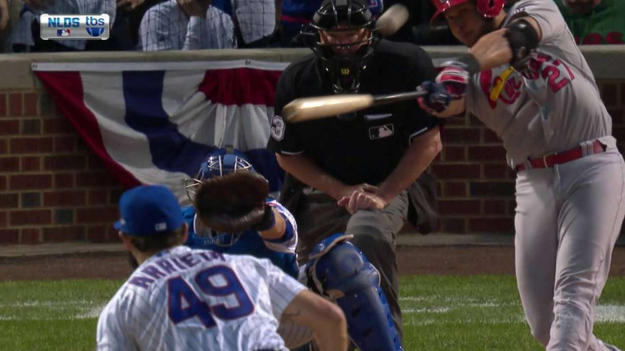 Cards chase Arrieta in 6th, but it's not enough