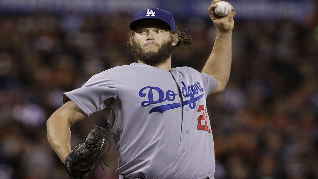 Mattingly on Kershaw in Game 4