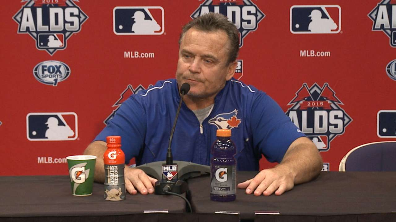 Gibbons on forcing ALDS Game 5