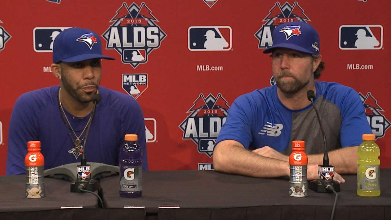 Price and Dickey on Game 4 win