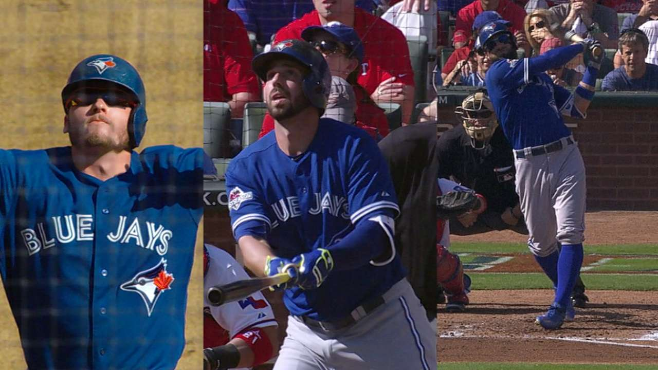 Must C: Blue Jays show power