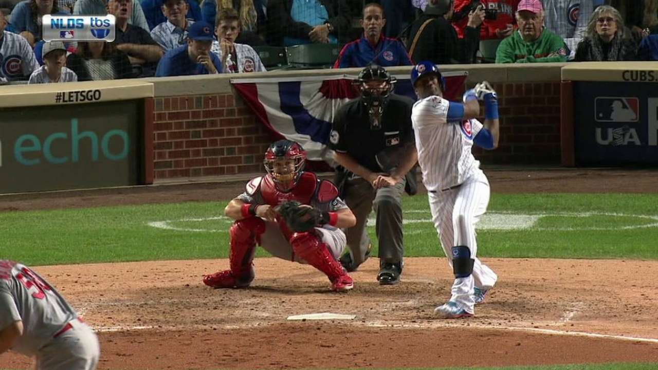 Soler's two-run homer