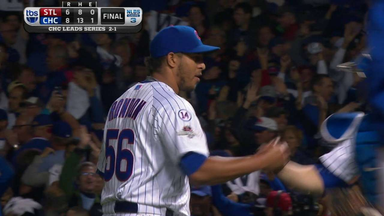 Rondon ends the game