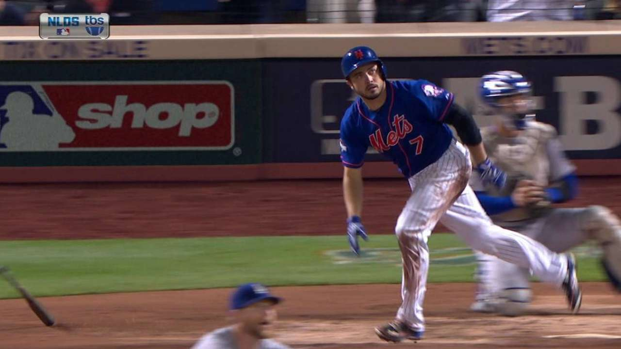 d'Arnaud's two-run homer