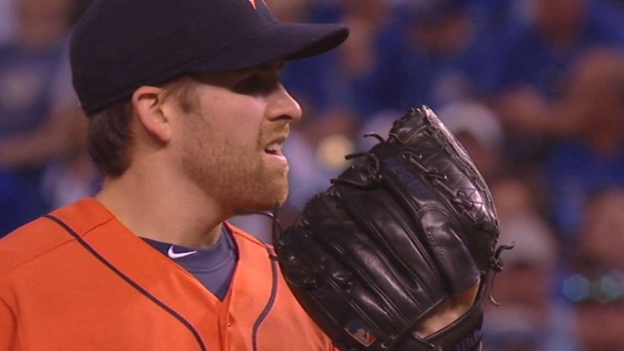 ALDS Game 5: Astros, Royals lineups