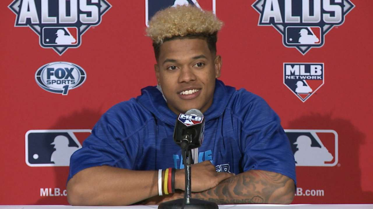 Stroman defies odds, set for Game 5 start