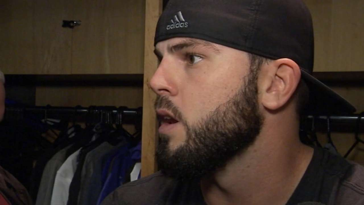 Royals on forcing Game 5