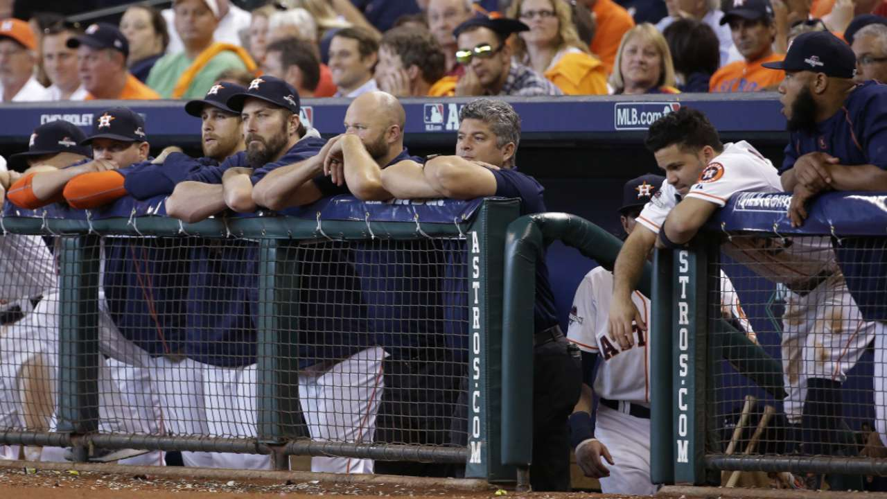 Hinch on mood prior to Game 5