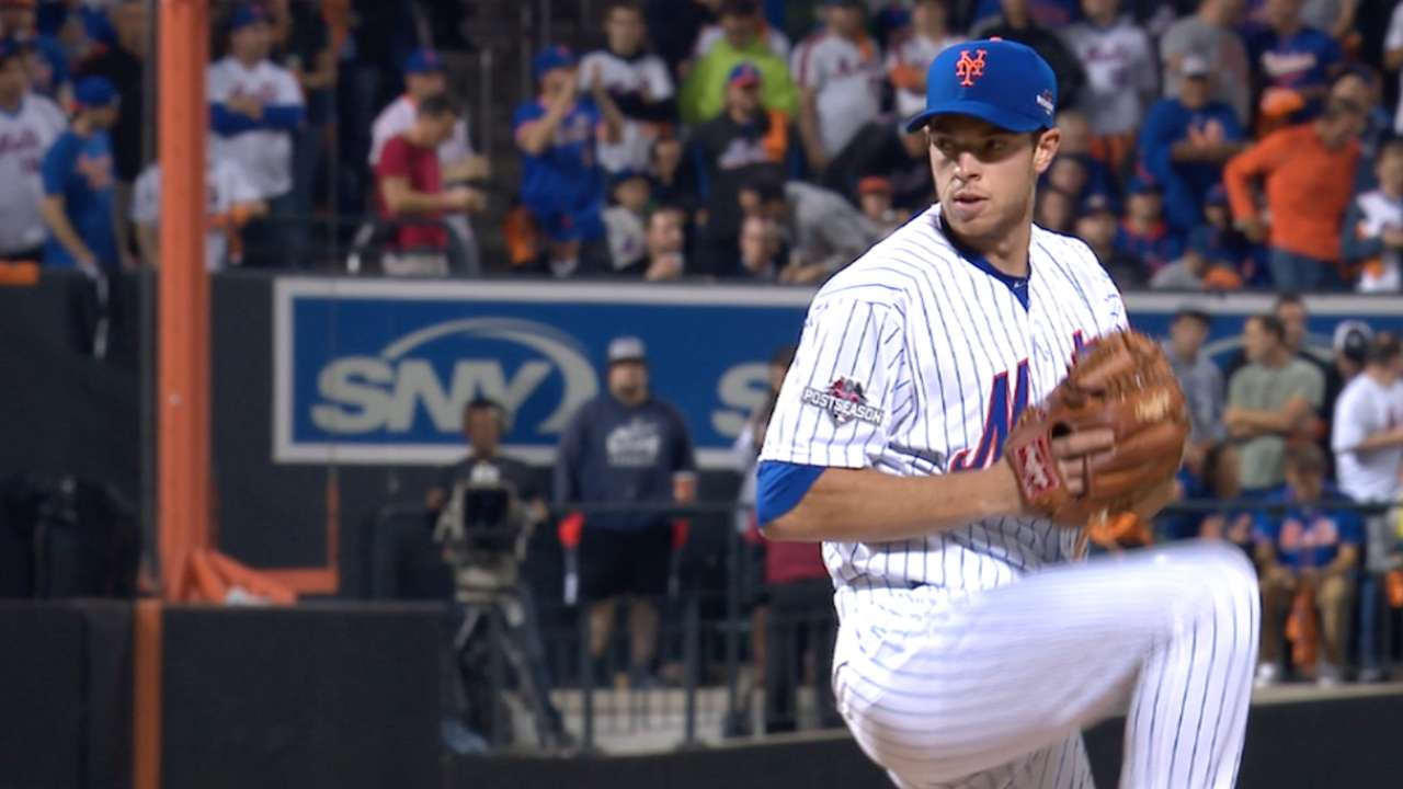Matz gave Mets what they needed in Game 4