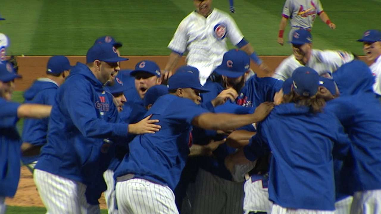 Amid rivalry, Cubs praise Cards as opponents