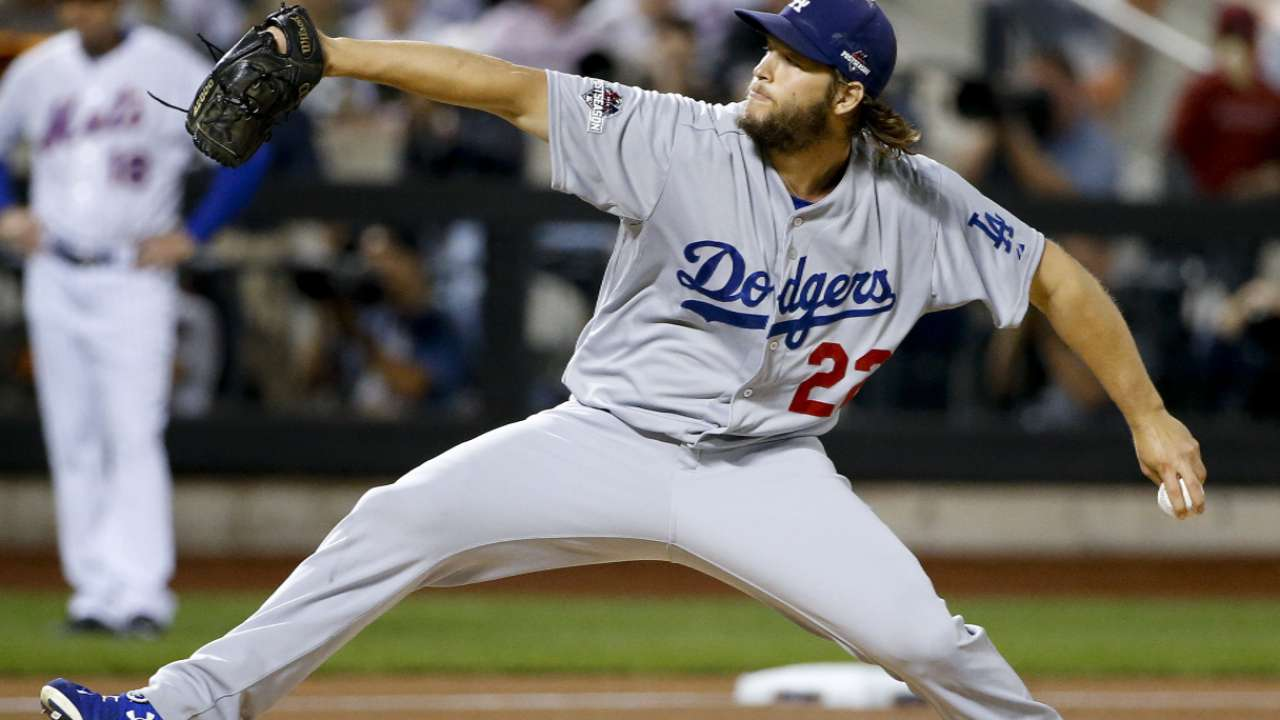 Mattingly on Kershaw in win