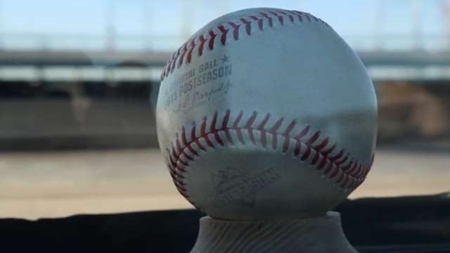 Cubs will leave Kyle Schwarber's home run ball on top of the scoreboard