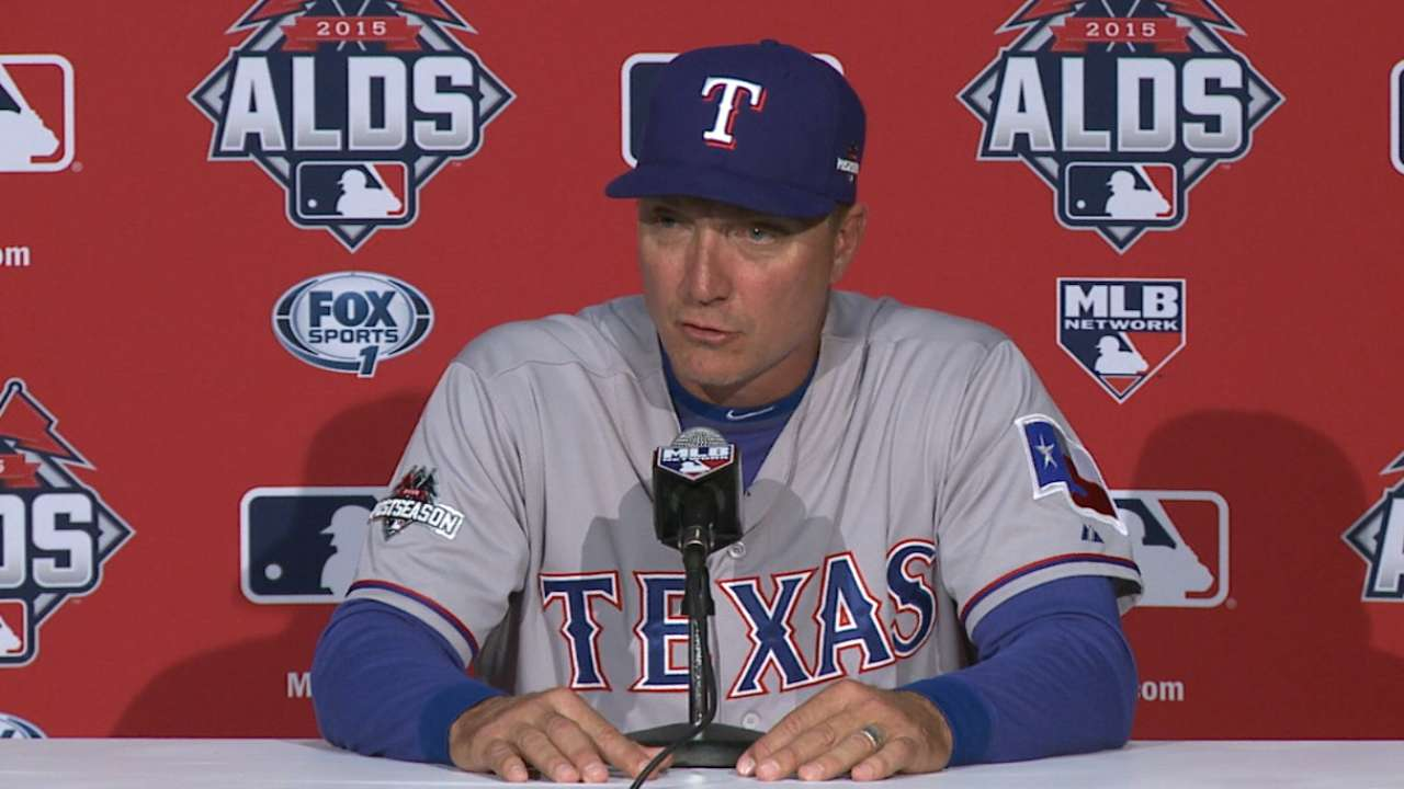Banister reacts to Game 5 loss