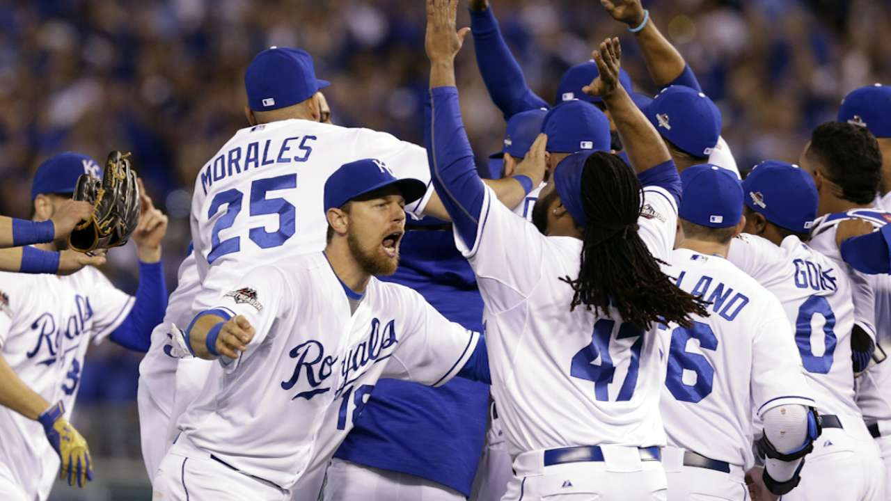 Royals relieved to get past ascending Astros