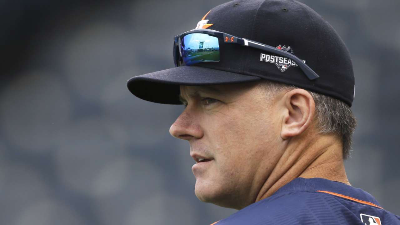 Astros fans excited for franchise's future