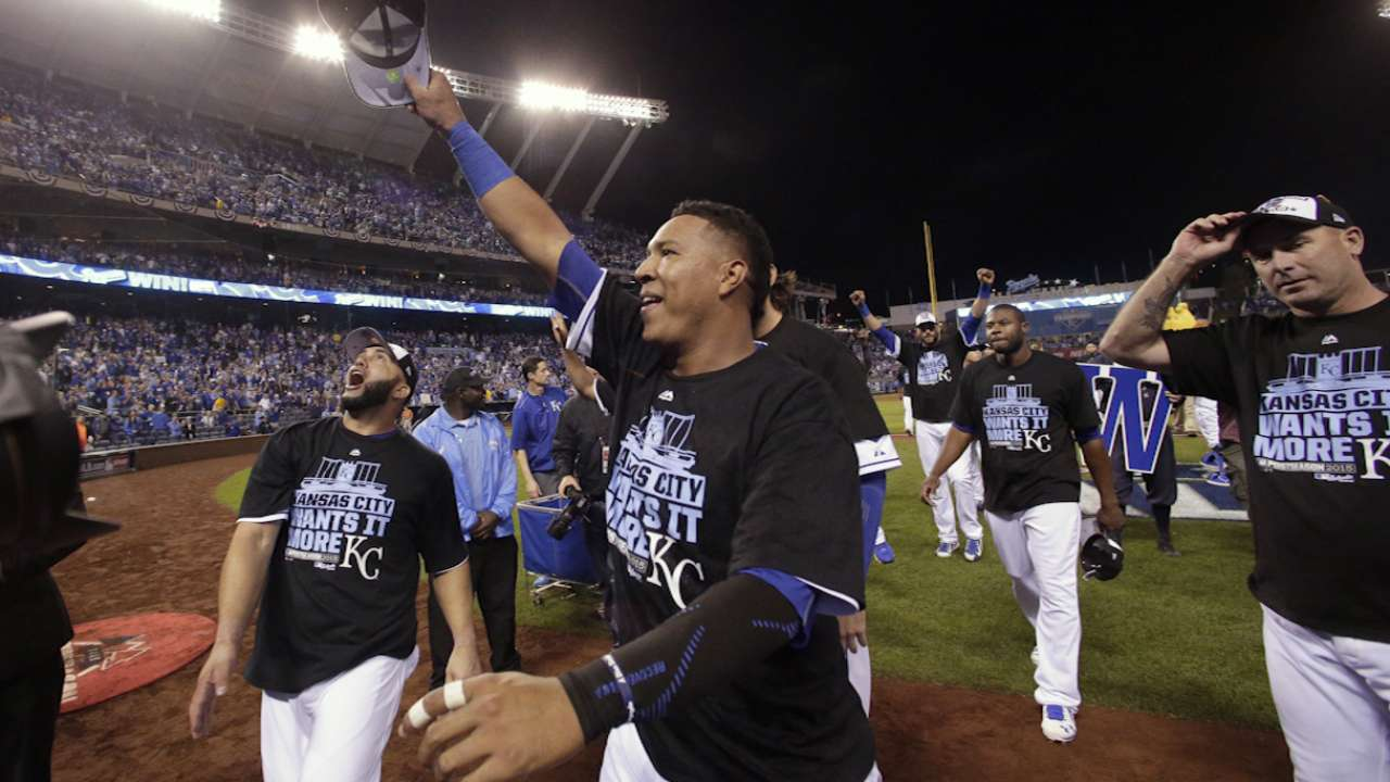 Royals' celebration party hits home with fans