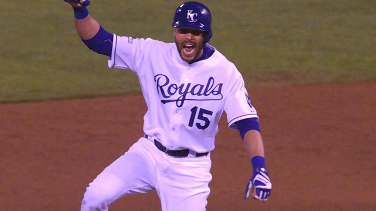 Must C: Rios puts Royals ahead