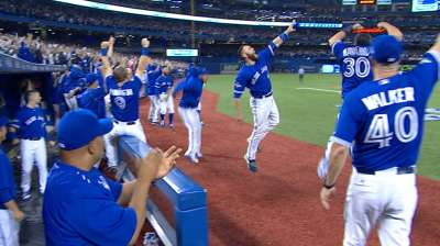 Osuna ready if needed for Game 2 of ALDS