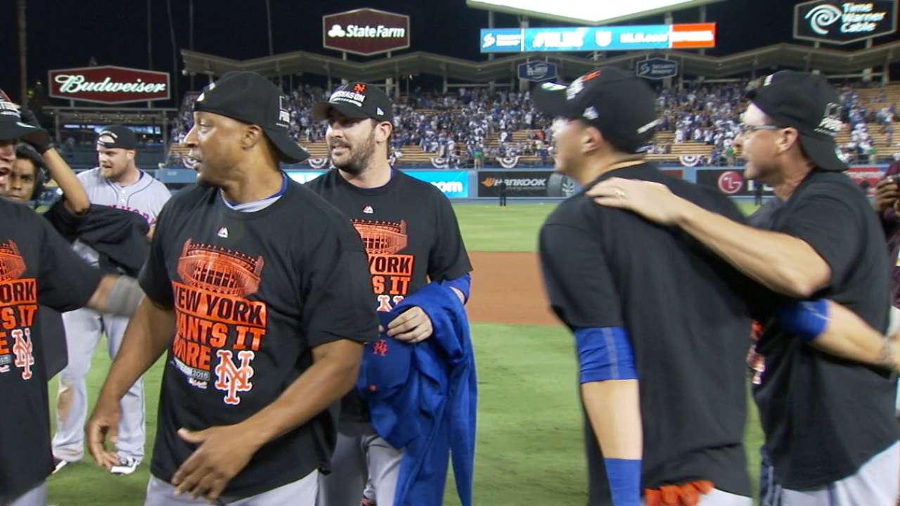 Daniel boon: Murphy lifts Mets into NLCS!