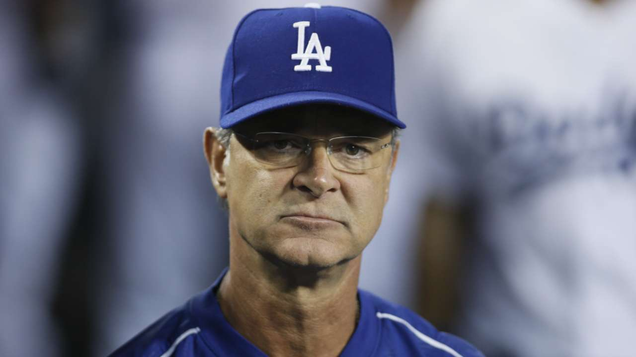 Mattingly on disappointment