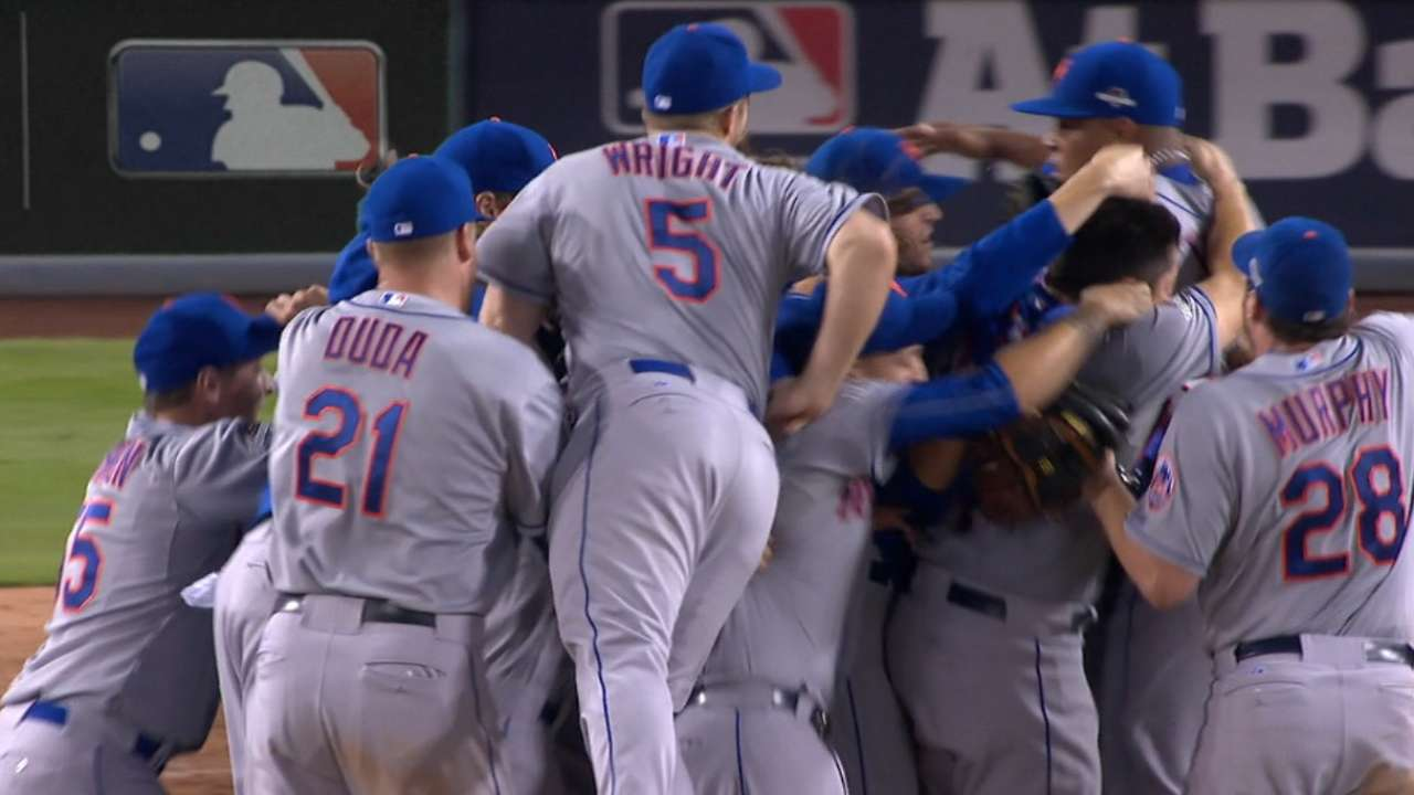 Must C: Mets advance to NLCS