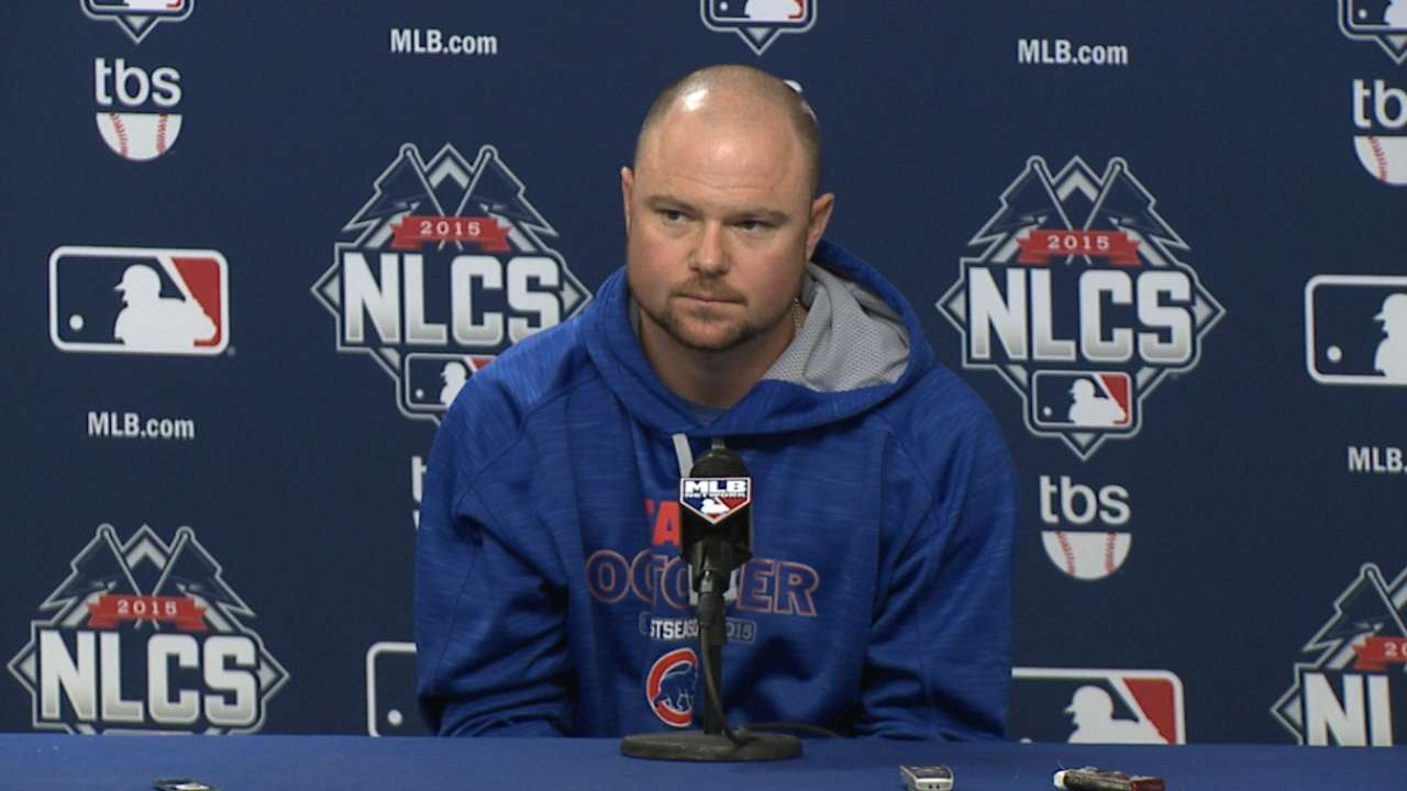 Cubs' pitch to Lester paying off for all parties