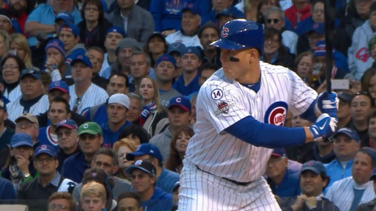 4 ingredients for Cubs winning the NLCS