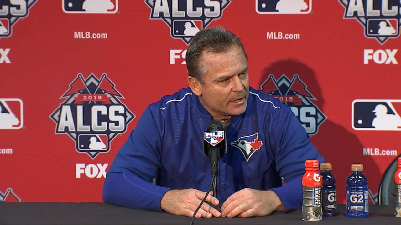 Oct. 16 John Gibbons postgame interview
